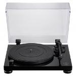 Audio-Technica AT-LPW50PB audio turntable Belt-drive audio turntable Black