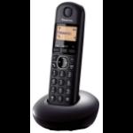 Panasonic KX-TGB210EB DECT Phone - Single - Black