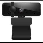Lenovo 4XC1B34802 webcam 2 MP 1920 x 1080 pixels USB 2.0 Black