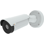 Axis Q1941-E IP security camera Outdoor Bullet White 384 x 288 pixels