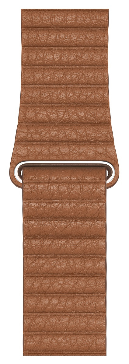 Apple MXAG2ZM/A smartwatch accessory Band Brown Leather