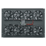 Middle Atlantic Products IBGR-552FT rack cooling equipment Black