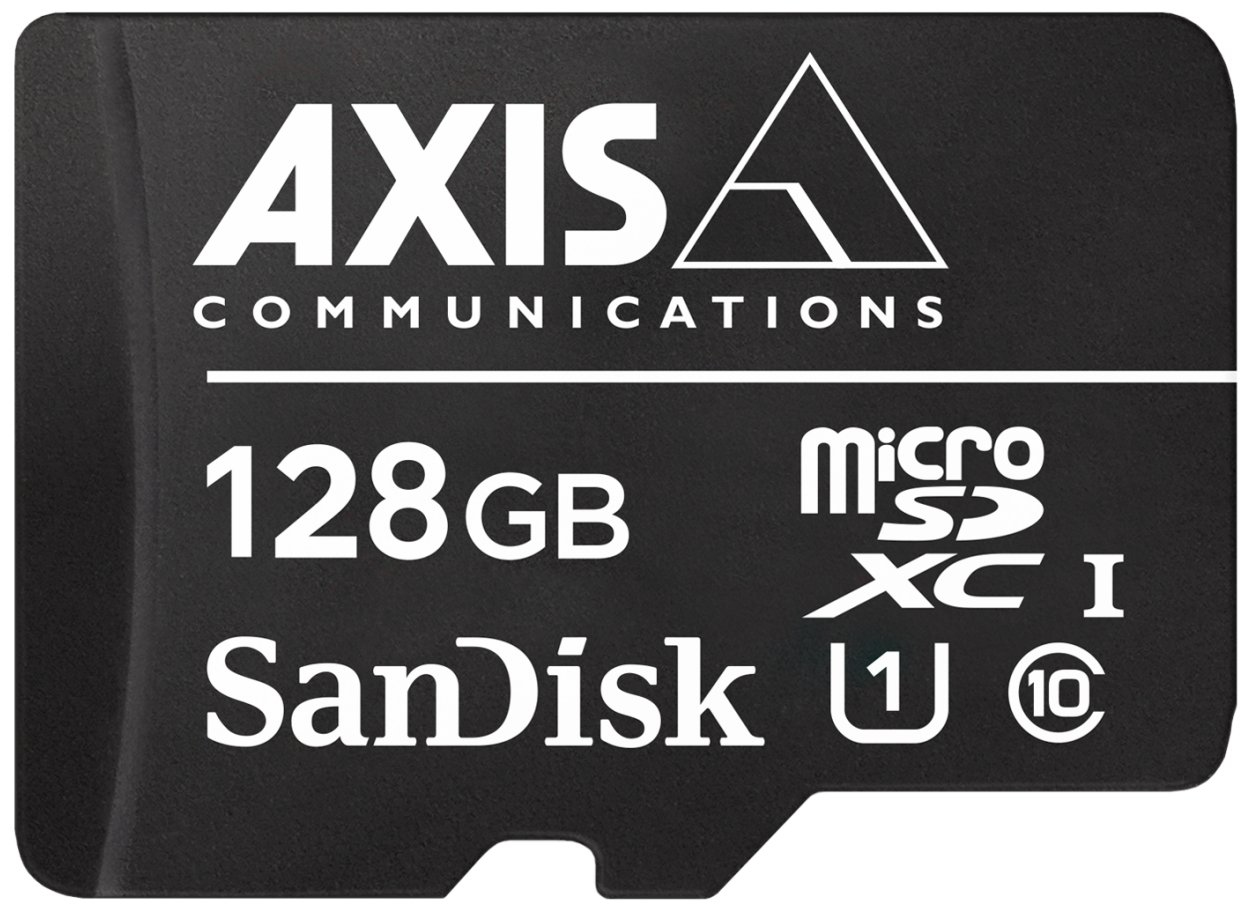 Axis 01491-001 memoria flash 128 GB MicroSDXC Clase 10