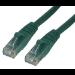 MCL RJ45 CAT6 A U/UTP 5m cable de red Verde