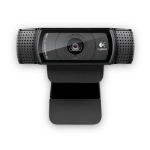 Logitech C920 webcam 1920 x 1080 pixels USB 2.0 Black