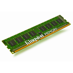 Kingston Technology ValueRAM 4GB 1333MHz DDR3 Non-ECC CL9 DIMM memory module