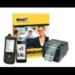 Wasp MobileAsset Standard + HC1 & WPL305 1U bar coding software