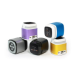 Technaxx Musicman Makro NFC-X6 Mono 3W Blue