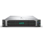 Hewlett Packard Enterprise ProLiant DL385 Gen10 Server AMD EPYC 2,1 GHz 16 GB DDR4-SDRAM 72 TB Rack (2U) 500 W