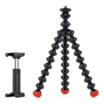 Joby GripTight Smartphone/Tablet Black,Red tripod