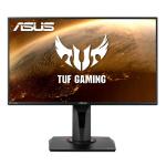"ASUS 24.5"" TUF Gaming Monitor (VG258QM) 1920 x 1080 0.5ms 2 HDMI DP Overclockable 280Hz DisplayHDR 400 VE"