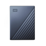 Western Digital WDBFTM0040BBL-WESN external hard drive 4000 GB Black, Blue