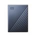 Western Digital WDBFTM0040BBL-WESN disco duro externo 4000 GB Negro, Azul
