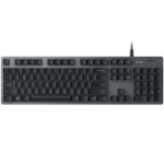 Logitech K840 USB QWERTY English Black