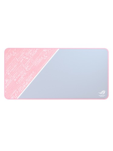 ASUS ROG Sheath PNK LTD Grey,Pink,White Gaming mouse pad