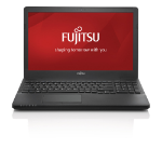 "Fujitsu LIFEBOOK 556 2.3GHz i5-6200U 15.6"" 1366 x 768pixels Black"