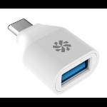 Kanex USB-C to USB Adapter - White (K181-1011-WT)