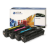Katun 39985 compatible Toner yellow (replaces Toshiba T-FC 25 EY)