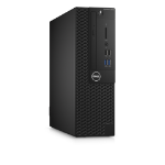 DELL OptiPlex 3050 3.5GHz G4560 SFF Black PC