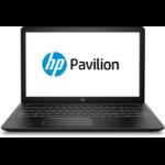 """HP Pavilion Power 15-cb004na Black Notebook 39.6 cm (15.6"""") 1920 x 1080 pixels 7th gen Intel® Core™ i5 i5-7300HQ 8 GB DDR4-SDRAM 256 GB SSD"""