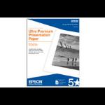 "Epson Ultra Premium Presentation Paper Matte - A3 - 11.7"" x 16.5"" photo paper"