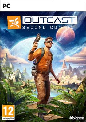 Nexway Outcast - Second Contact vídeo juego PC Básico Español