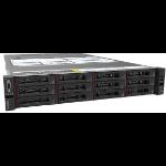 Lenovo ThinkSystem SR550 server Intel Xeon Silver 2.2 GHz 16 GB DDR4-SDRAM Rack (2U) 750 W