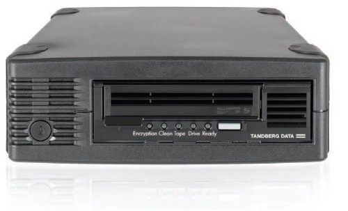 Tandberg Data LTO-5 HH tape drive 1500 GB