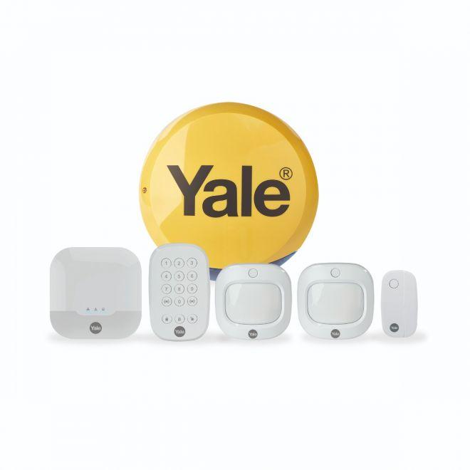 Yale IA-320 security alarm system White