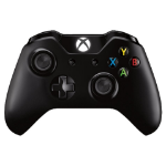 Microsoft 6CL-00002 gaming controller Gamepad Xbox One,Xbox One S Bluetooth Black