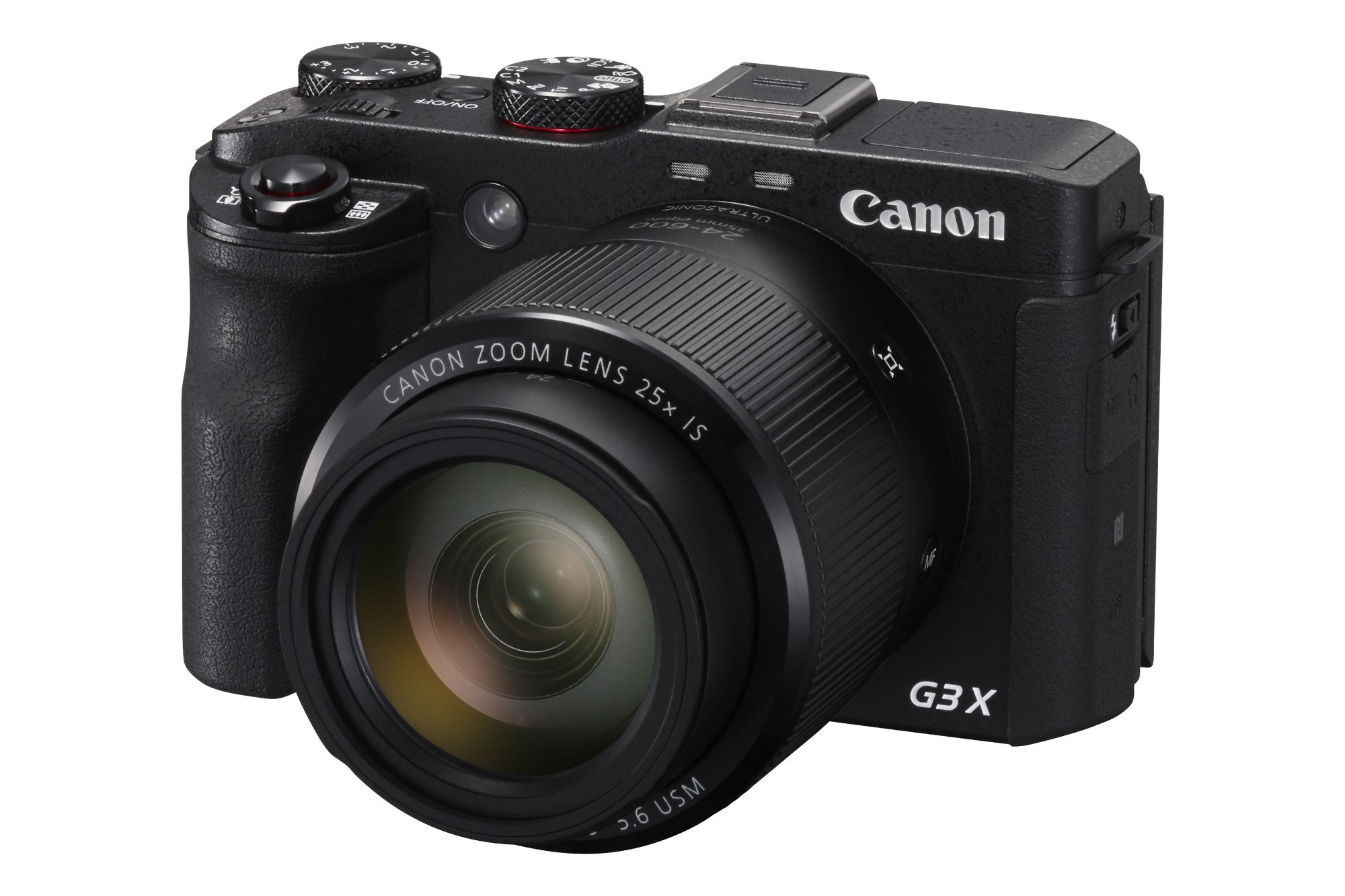 Canon Powershot G3X Camera Black