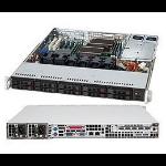 Supermicro CSE-116TQ-R700CB computer case Rack Black 700 W