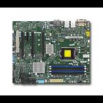 Supermicro X11SAT Intel C236 Socket H4 (LGA 1151) ATX server/workstation motherboard