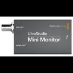 Blackmagic Design UltraStudio Mini Monitor video capturing device Thunderbolt