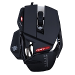 Mad Catz R.A.T. 4+ mouse USB Optical 7200 DPI Right-hand