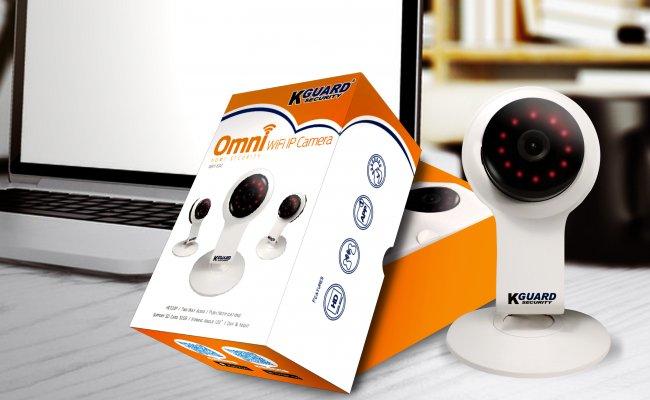 Kguard QRT-502 IP Indoor White surveillance camera