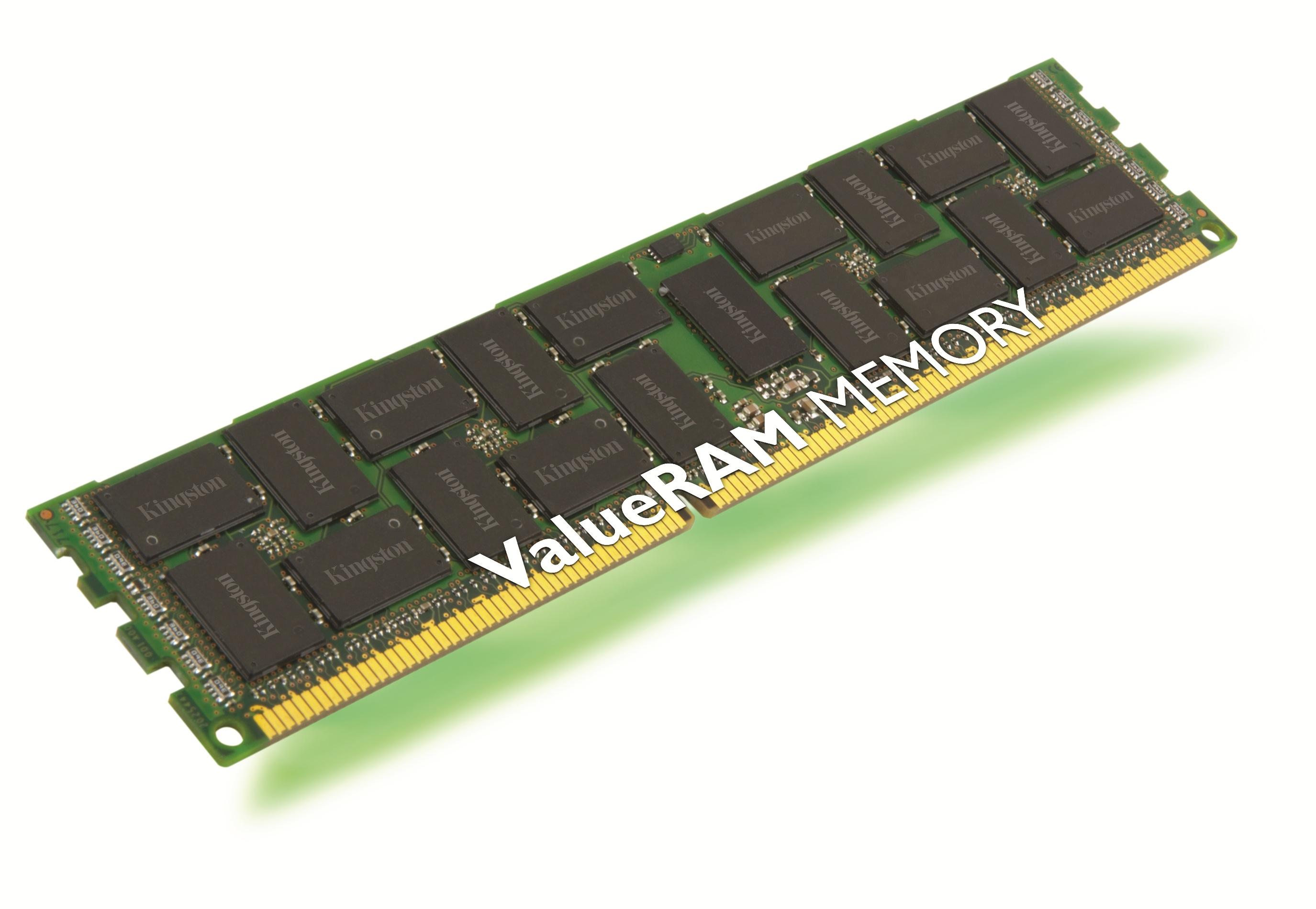 Kingston Technology ValueRAM 16GB DDR3 1333MHz Module 16GB DDR3 1333MHz ECC memory module
