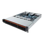 Gigabyte R281-NO0 Intel® C621 LGA 3647 Rack (2U) Black,Grey
