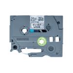 Brother TZE-MPSL31 cinta para impresora de etiquetas Negro sobre plata