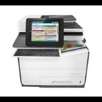 HP PageWide Enterprise Color Flow MFP 586z - Multifunction printer - colour - page wide array - 216 x 3