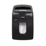 Rexel Auto+ 130X triturador de papel Corte en partículas 22,5 cm 60 dB Negro