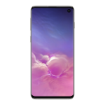 "Samsung Galaxy S10 SM-G973F 15.5 cm (6.1"") Android 9.0 4G USB Type-C 8 GB 512 GB 3400 mAh Black"