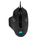 Corsair Nightsword RGB mouse USB Type-A Optical 18000 DPI Right-hand