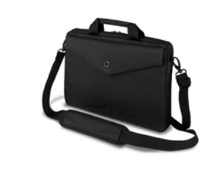 "Dicota Code SlimCase notebook case 27.9 cm (11"") Briefcase Black"