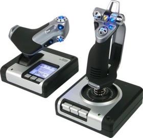 Saitek X52 Flight Control System (Joystick/Throttle) PS28