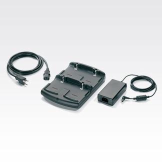 Zebra SAC5500-400CES cargador de batería Negro Cargador de baterías para interior