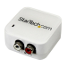 StarTech.com Stereo RCA to SPDIF Digital Coaxial and Toslink Optical Audio Converter