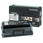 Lexmark 12A7400 Toner black, 3K pages @ 5% coverage