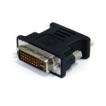 StarTech.com Adaptador Convertidor DVI-I a VGA - DVI-I Macho - HD15 Hembra - Negro