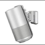 SoundXtra HS500-WM Wall Acrylonitrile butadiene styrene (ABS), Steel Silver